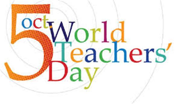 World Teachers' Day 5th October 2020